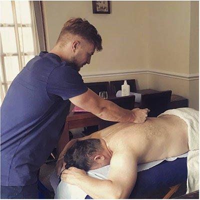 Massage photo 400 - Duncan Harding Sports Massage Fitness Coach