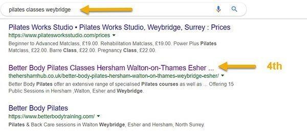 pilates weybridge 600 - Work With Weybridge Life