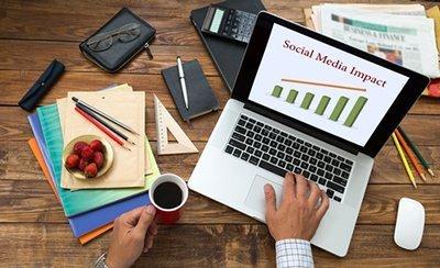 social media impact - Work With Weybridge Life
