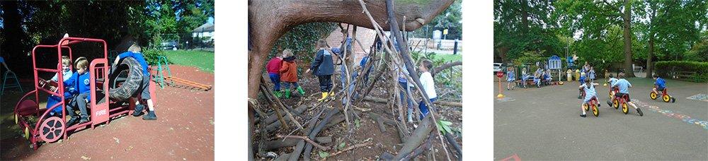 manby lodge weybridge collage 2 - Manby Lodge Infants School