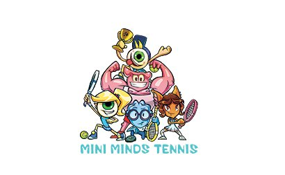 mini minds logo - Meet The Owner Of Mini Minds Tennis Elliott Mould