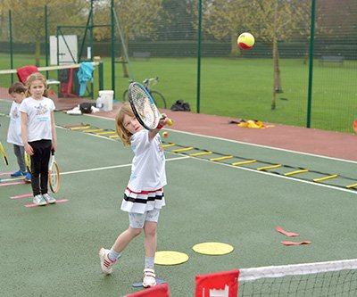 mini minds tennis weybridge 400 - Meet The Owner Of Mini Minds Tennis Elliott Mould