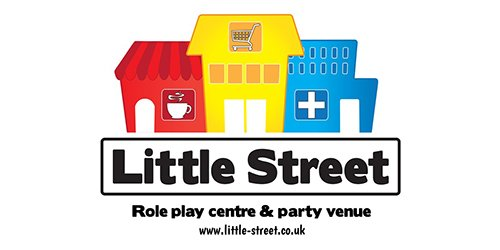 little street logo 500 - Little Street Children's Role Play Centre Surrey