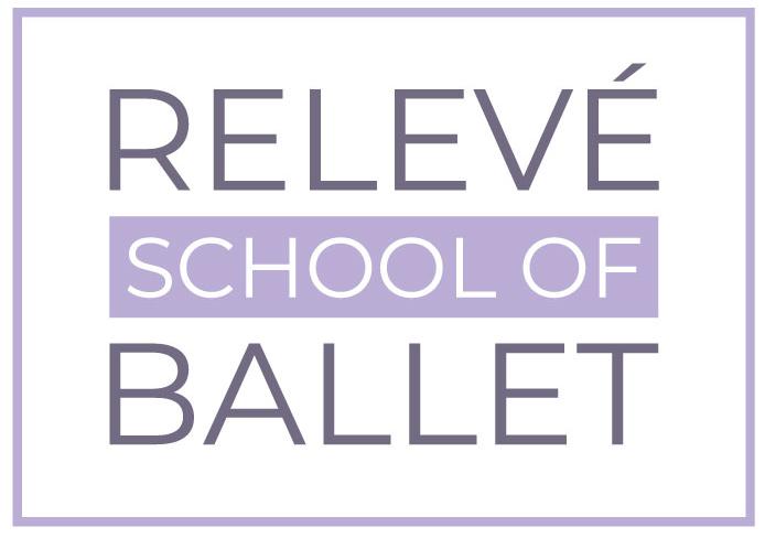 RB001 Logo cropped - Relevé School of Ballet Weybridge