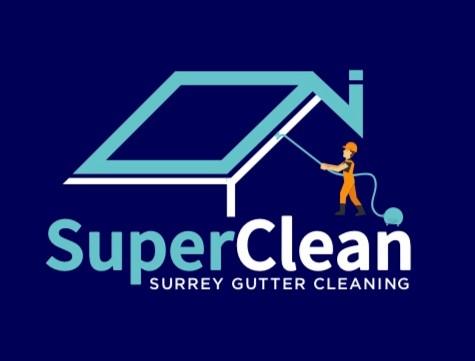 superclean logo - SuperClean Gutter Clearing